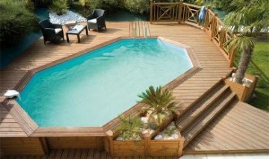 Houten zwembaden di jo zwembaden for Opbouw zwembaden