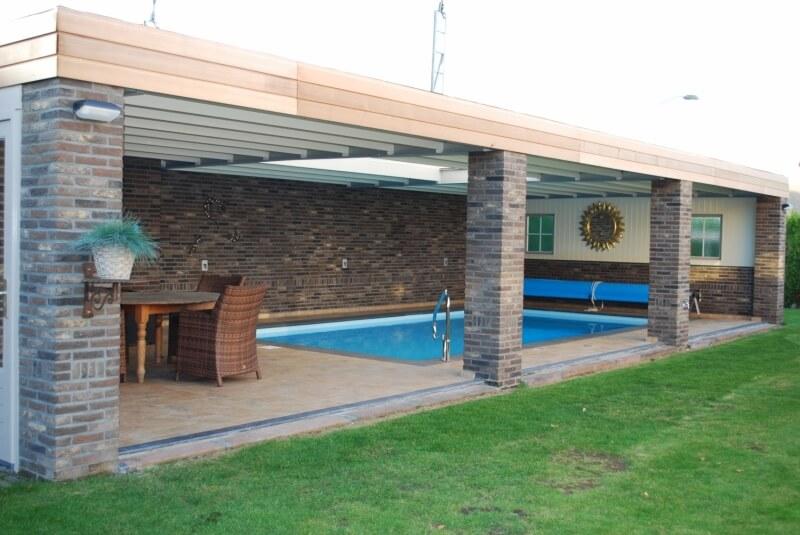 Projecten di jo zwembaden for Binnenzwembad bouwen
