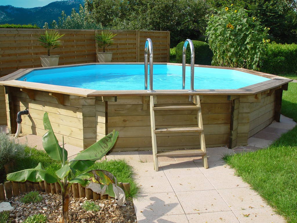 Houten zwembaden di jo zwembaden for Opzetzwembad ingraven